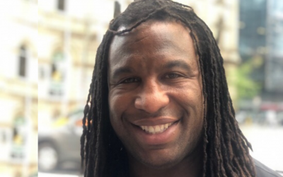 From On the Ice to Behind the Mic with Georges Laraque