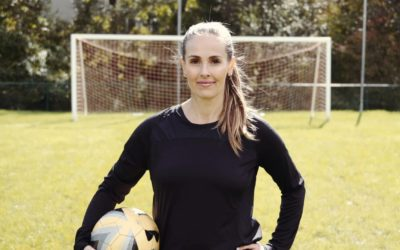 3x Olympic Gold Medalist Heather Mitts