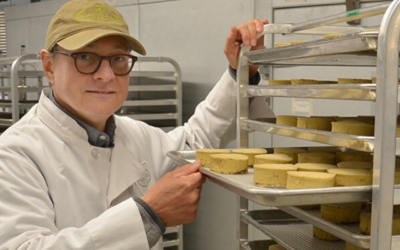 Ethics + Business with Treeline Cheese Founder Michael Schwarz