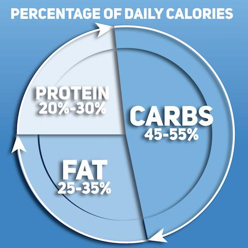 Nutrition Pie Chart