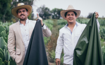 Inside Ethical Fashion with Adrian Velarde and the Vora Sisters