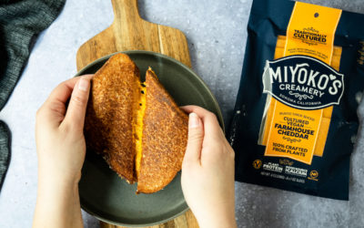 The Essential Gourmet Grilled Cheese (Dairy-Free)